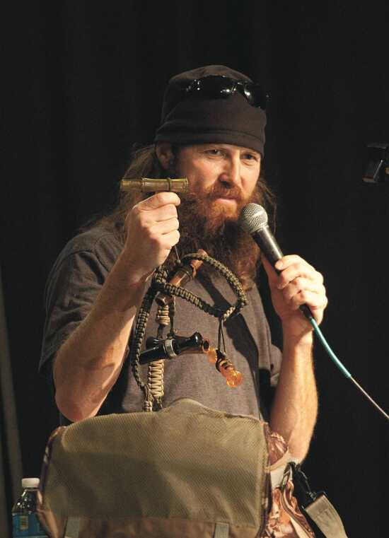 "Duck Dynasty's Jase Robertson calls duck hunting ""good, clean fun"