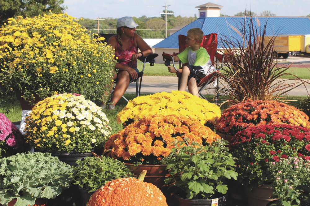Local News Fall At The Farmers Market